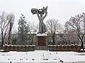 Monument to the Warrior Liberator in Kremenchuk (2019-01-01).jpg