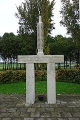 Monument voor A.C. de Graaf