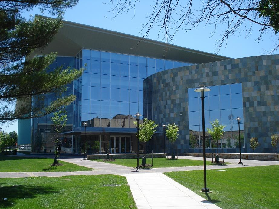 Morgan State University - EARL S. RICHARDSON LIBRARY