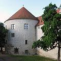 Moritzburg, Südostturm mit dem beeindruckenden Kuppelsaal.jpg