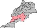 Morocco, region Souss-Massa-Drâa, préfecture Inezgane-Aït Melloul.png