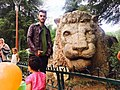 Morocco Ifrane with the famous lion.jpg
