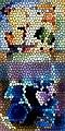 Mosaic, polygonal patterns, vitreous, colorful.jpg