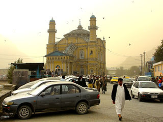 Shah-Do Shamshira Mosque mosque in Afghanistan