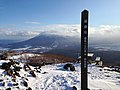Mount Iwate from the peak of Mount Maemori.jpg