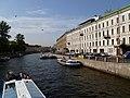 Moyka River= Река Мойка, Санкт-Петербург. Россия. - panoramio (1).jpg