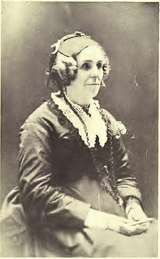 Alfred Saker - Mrs Saker, portrayed in her daughter's book