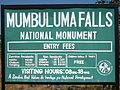 Mumbuluma falls - entrance sign.jpg