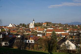Murnau am Staffelsee - Murnau in 2007