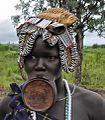 Mursi Lip Plate, Ethiopia (8210627818).jpg