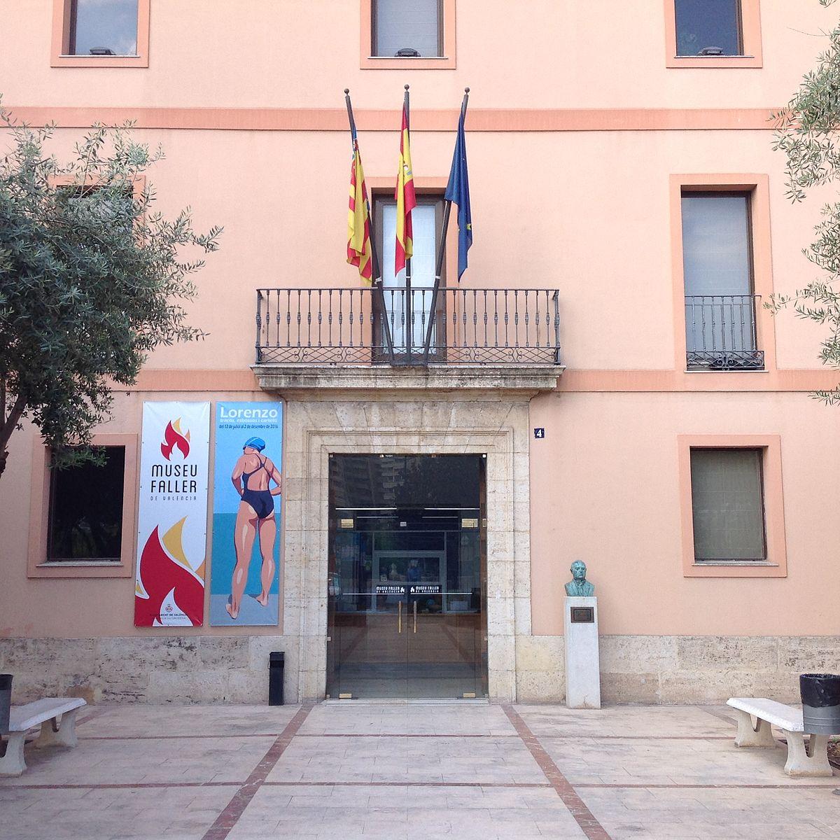 Museo fallero wikipedia la enciclopedia libre - Casa del libro valencia horario ...