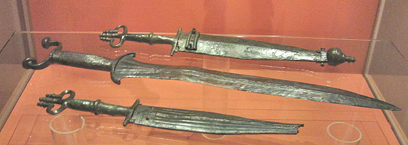 Halstatt swords