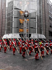 Musketeers and Pikemen EC2 - geograph.org.uk - 1037515