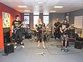 Muziekband optreden kunstavond Spijkenisse.jpg