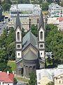 Národní památník, pohled na kostel sv. Cyrila a Metoděje.jpg