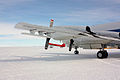 NASA's P-3 aircraft at McMurdo Station's airfield.jpg