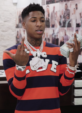 YoungBoy Never Broke Again - NBA YoungBoy in 2018