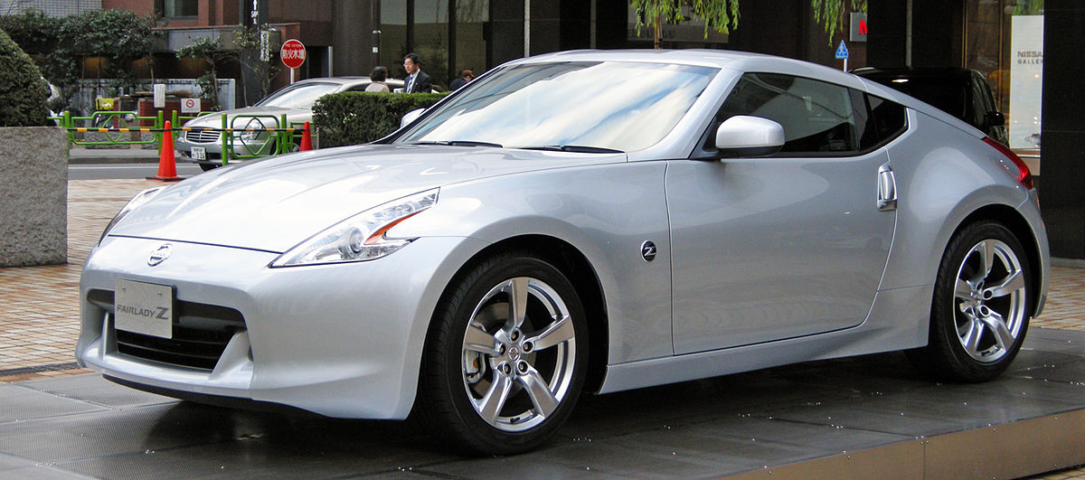 nissan 370z wikipedia. Black Bedroom Furniture Sets. Home Design Ideas