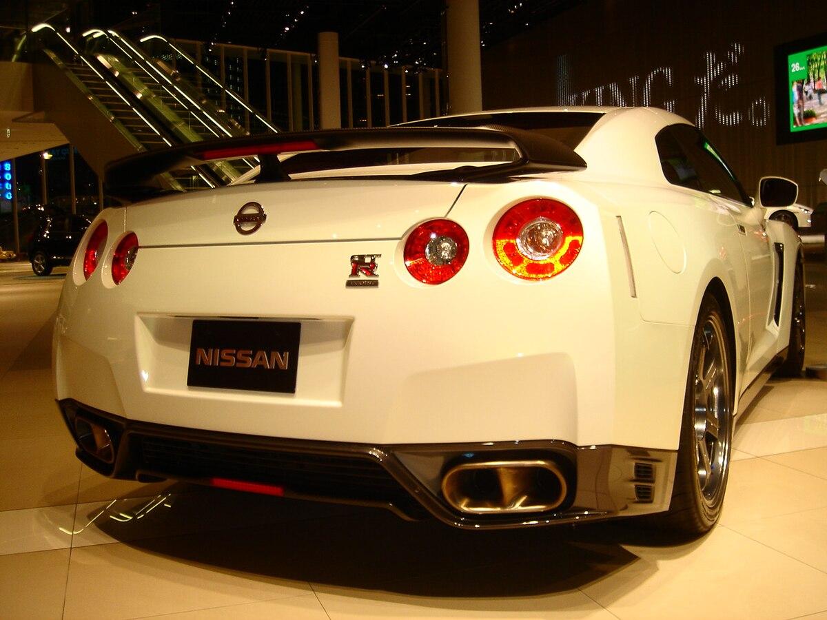 File:Nissan Nismo GT-R RC.jpg - Wikimedia Commons