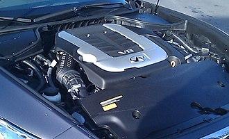 Nissan VK engine - Nissan/Infiniti VK56VD Engine.