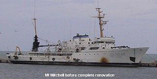 NOAAS <i>Mount Mitchell</i> (S 222)