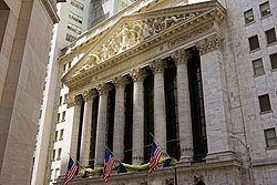 image illustrative de l'article New York Stock Exchange