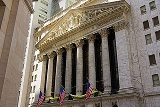 New York Stock Exchange Building United States historic place