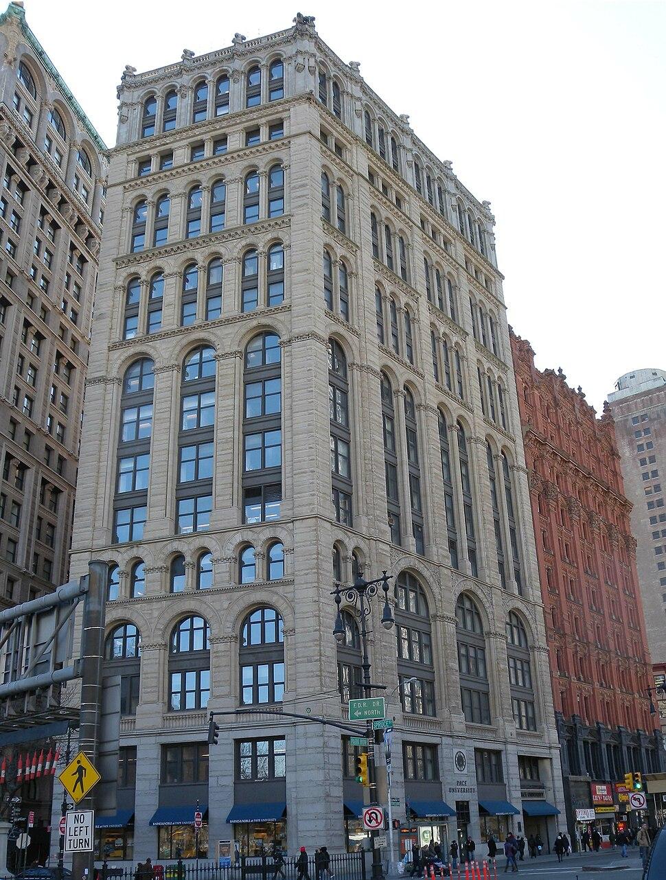 NY Times 41 Park Row jeh