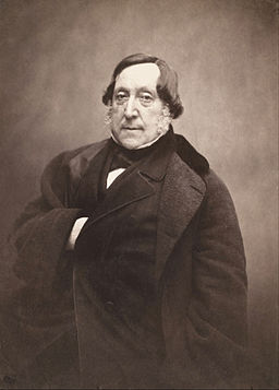 Nadar - (Gioacchino Rossini) - Google Art Project