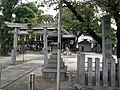 Nagara Hachiman-sha Shinto Shrine 20141010.JPG