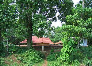 Anthoor - Nampram sree muchilottu Bhagavathy Temple