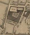 Nantes - Détail plan Cacault couvent des Carmes - 1757.png