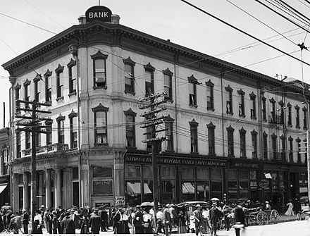 National Bank of the Republic, Salt Lake City 1908 NatBankRep.jpg