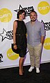 Natarsha Belling and Adam Liaw (6724842217).jpg