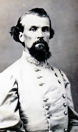 Selma, Alabama - Confederate General Nathan B. Forrest