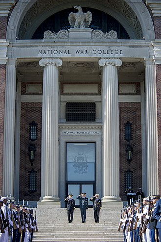 National War College - Image: National War College (9294170263)