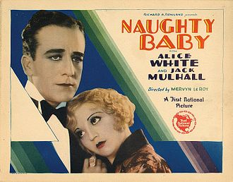 Naughty Baby (film) - Lobby card