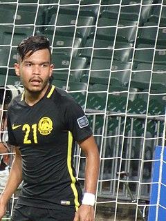 Nazirul Naim Malaysian footballer