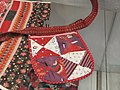 Needlework bag (wearing on the belt). Mordva-erzya. Early 20th century 01.jpg
