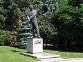 Nelahozeves, Dvořákova socha (1).jpg