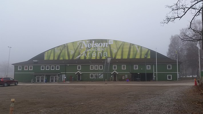 Nelson Garden Arena