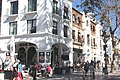 "Nerja, the restaurant ""Lizarran"" on the square ""Plaza Balcón de Europa"".jpg"