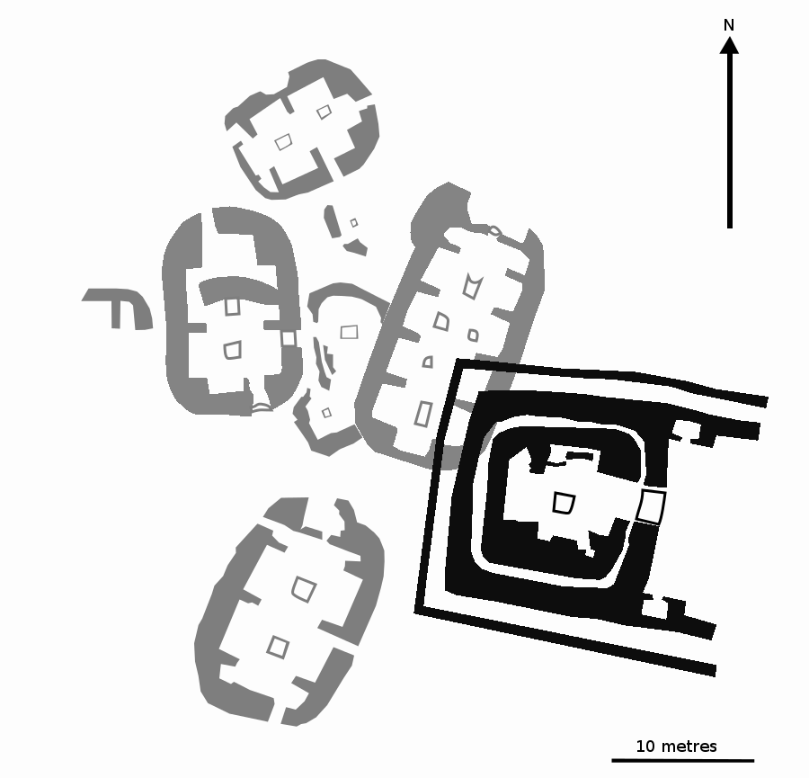 Ness of Brodgar - structure 10