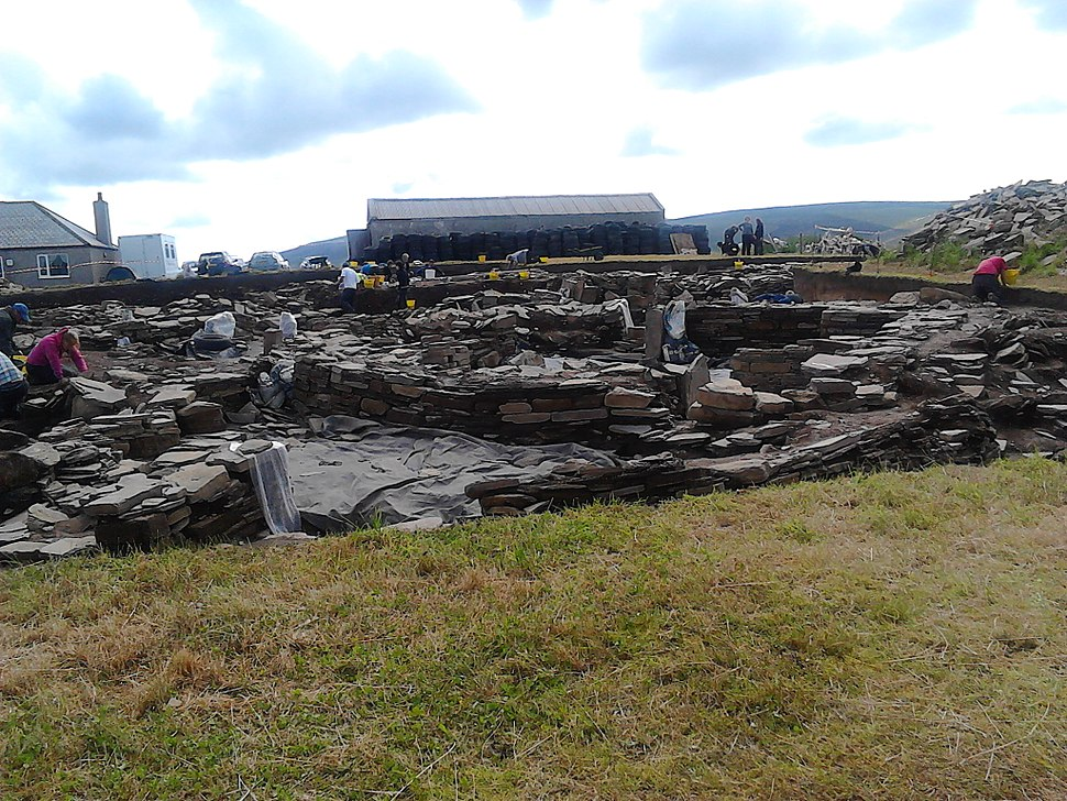 Ness of Brodgar 21 - 6.7.16