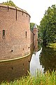 Netherlands-4914 - Outside Wall and Main Gate (12415696003).jpg