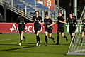 Netherlands women's national football team training in 2018.jpg