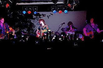 Never Shout Never - Never Shout Never performing in 2009
