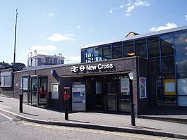New Cross Station, SE14 - geograph.org.uk - 874214.jpg