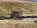 New footbridge across Little Dale Beck - geograph.org.uk - 641180.jpg
