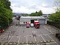 Newton Stewart railway station (site), Dumfries & Galloway (geograph 6162345).jpg